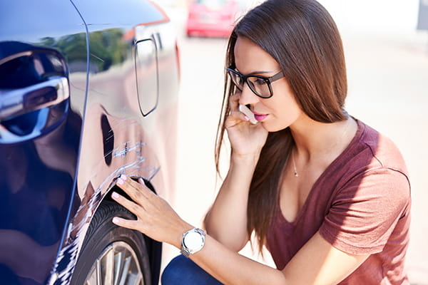 Minor accident? Don't lose your no claims status!