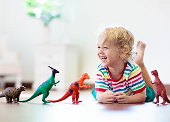 Borrow toys to entertain your kids