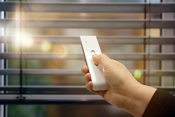 4 awesome benefits of motorised blinds