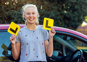 A parent's guide to their child's driving licence