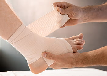 How most people sprain an ankle (and how to avoid it)