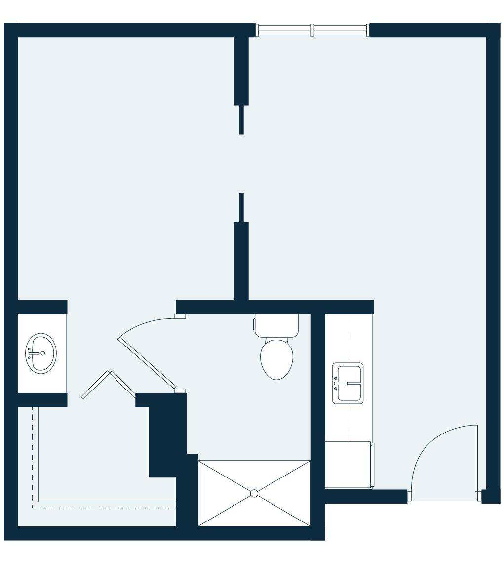 Spring Cove floor plan