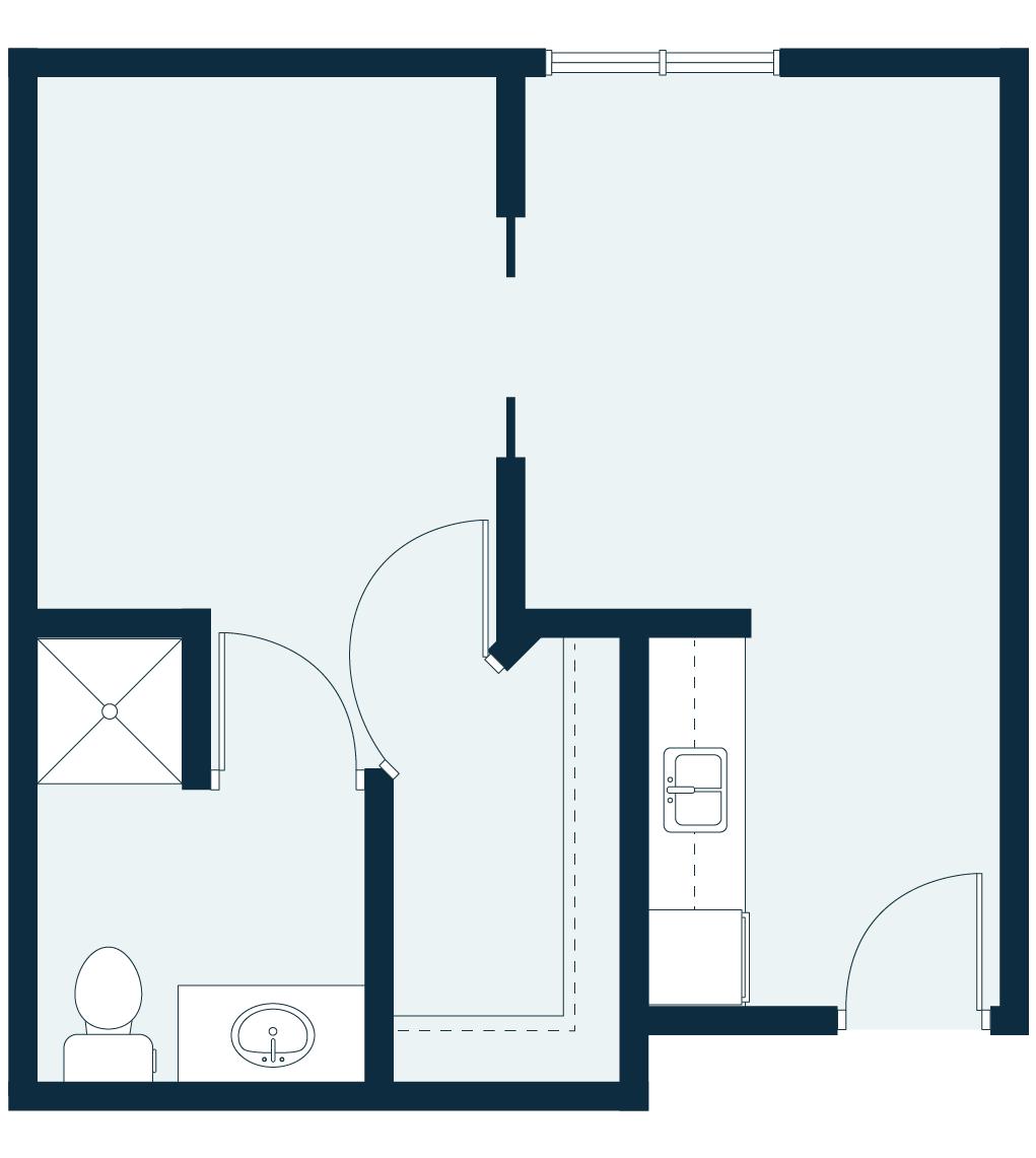 Spring Cove - Type B floor plan