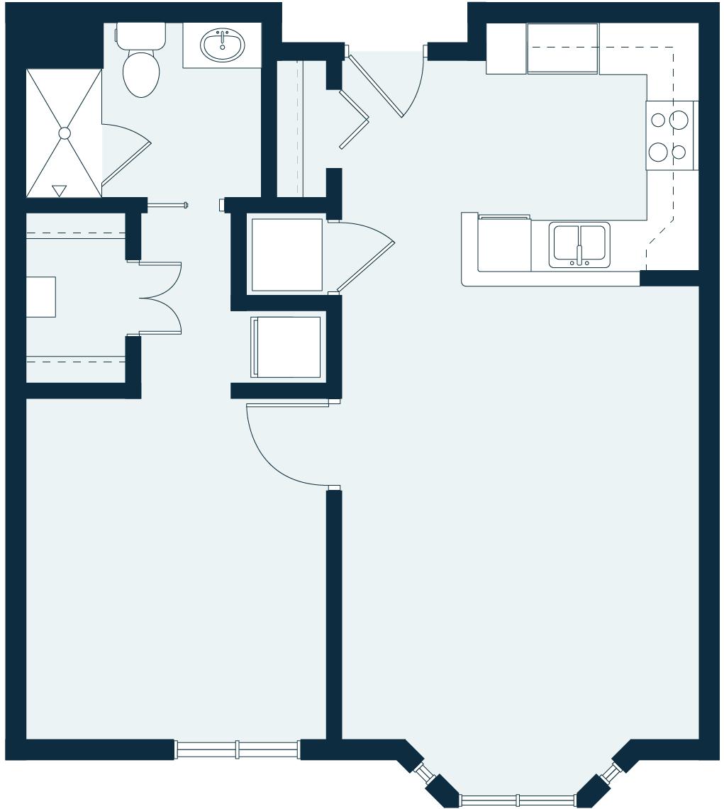 bougainvillea floor plan