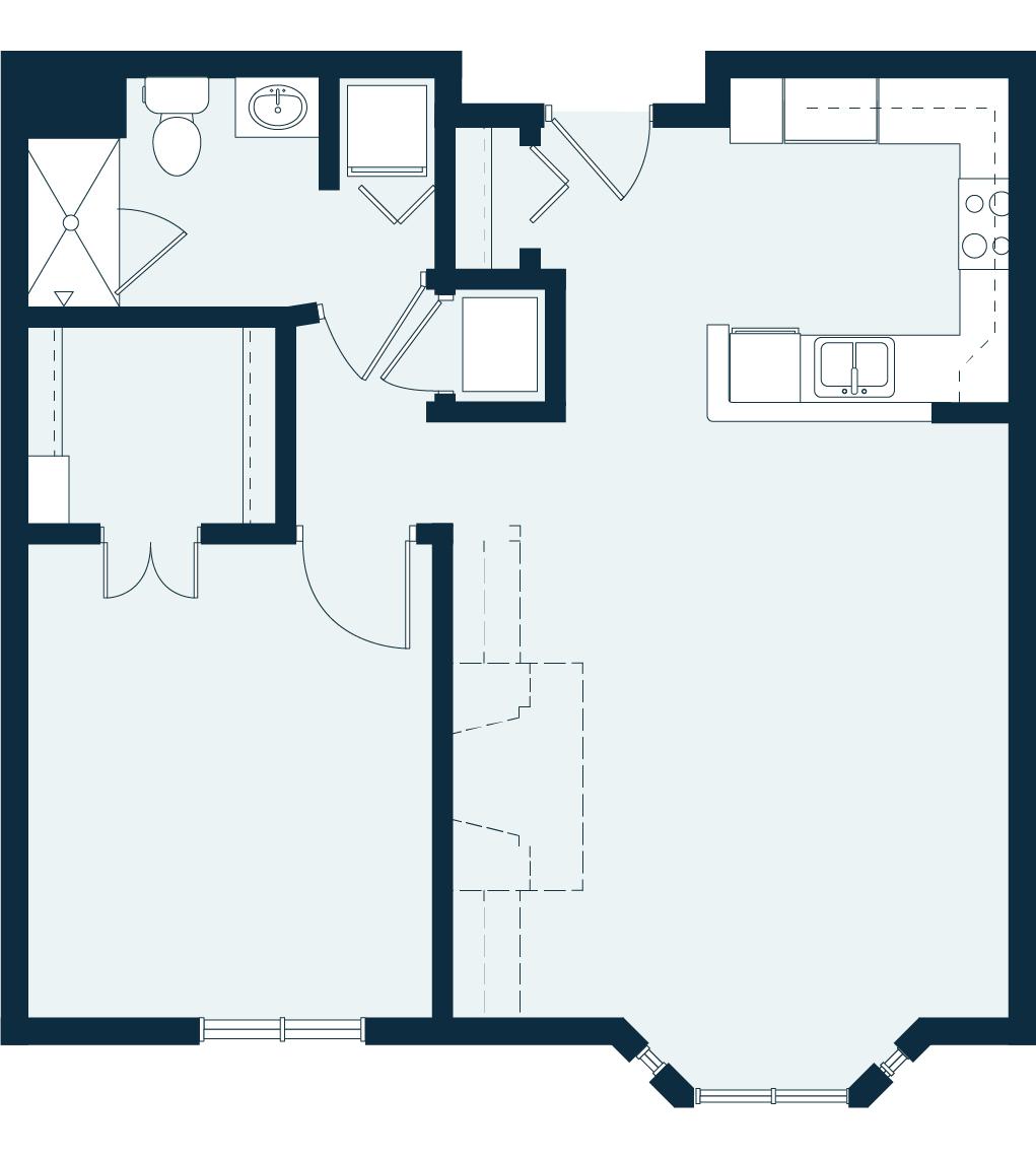 camellia floor plan