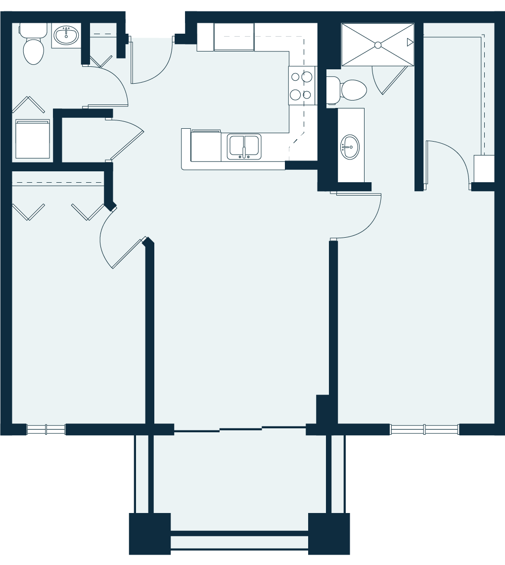 daffodil floor plan