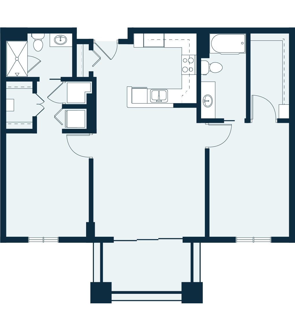 evening primrose floor plan