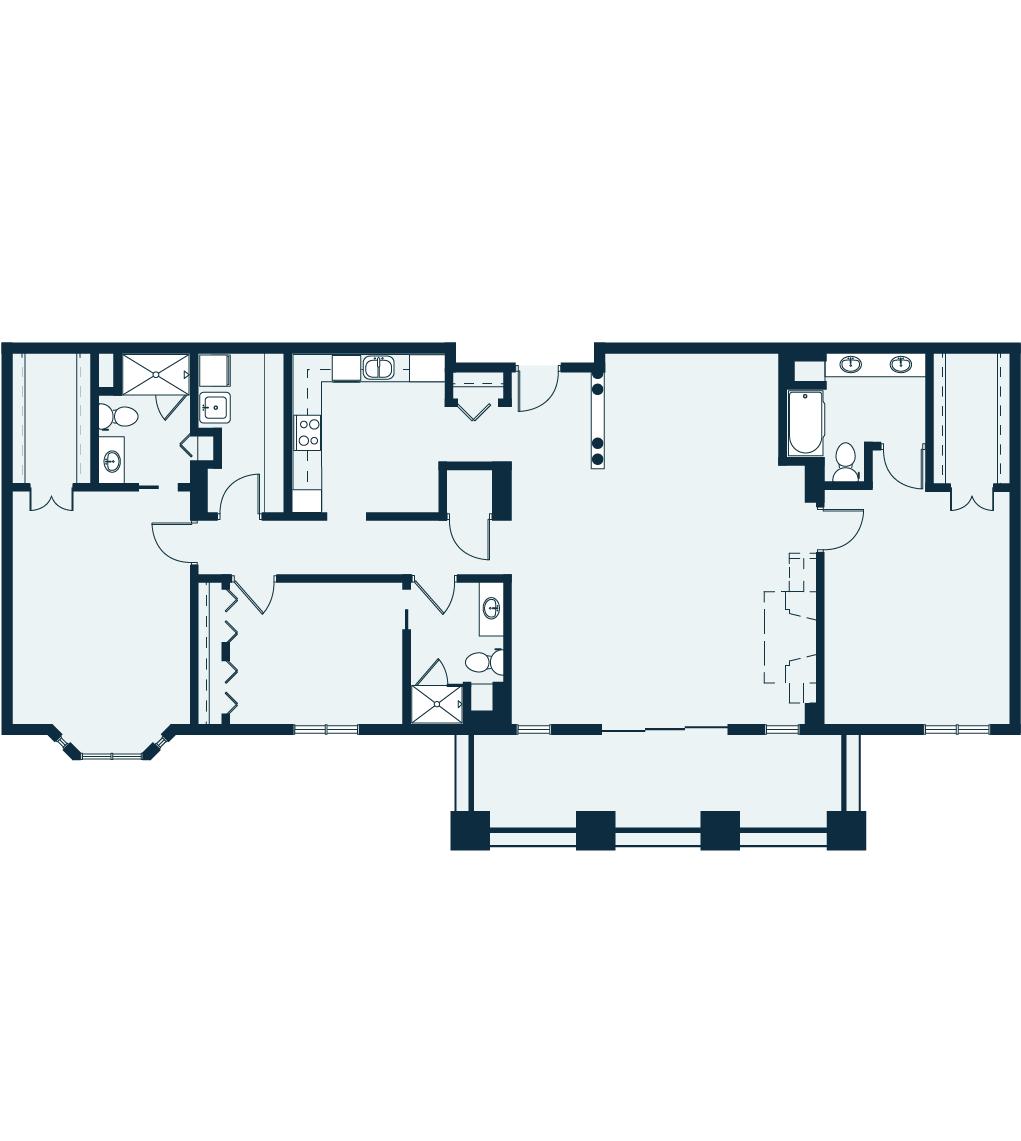 kings-spear floor plan
