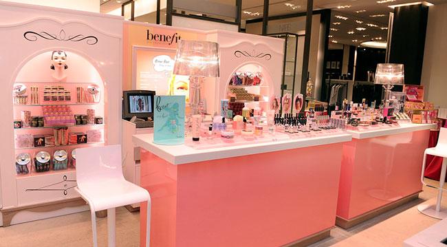 Cas client Benefit Cosmetics avec Andjaro
