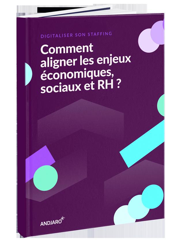 Livre blanc Digitaliser son staffing : Comment aligner les enjeux économiques, sociaux et RH ?