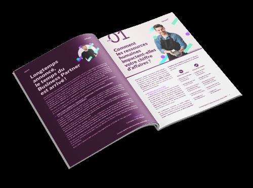 Mockup Livre Blanc Digitaliser son staffing : comment aligner les enjeux économiques, sociaux et RH