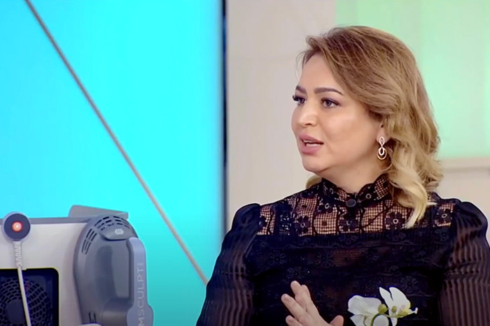 Lucia Clinic Introduces Emsculpt Neo to the Middle East on Good Morning Arab
