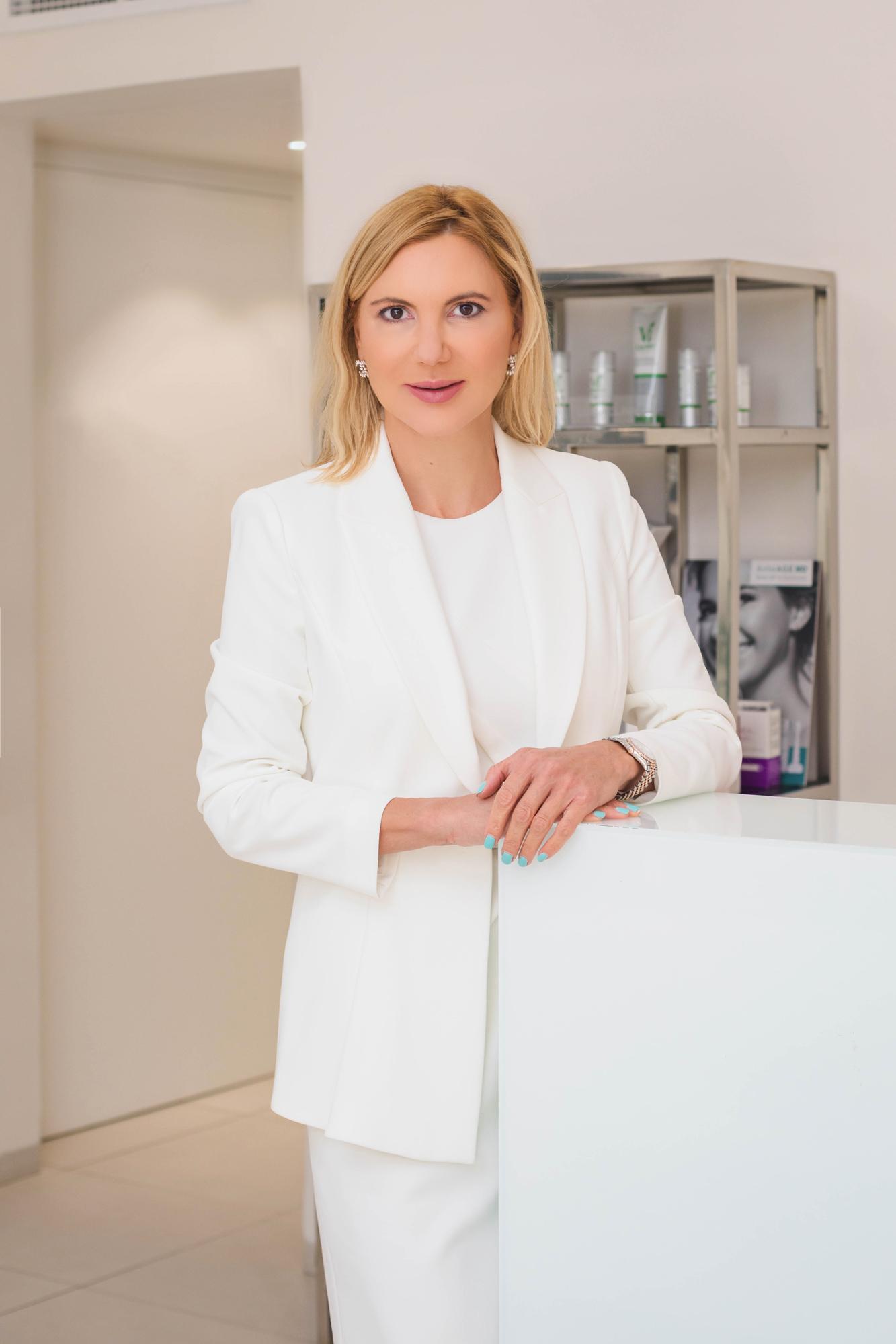 About Dr. Radmila Lukian