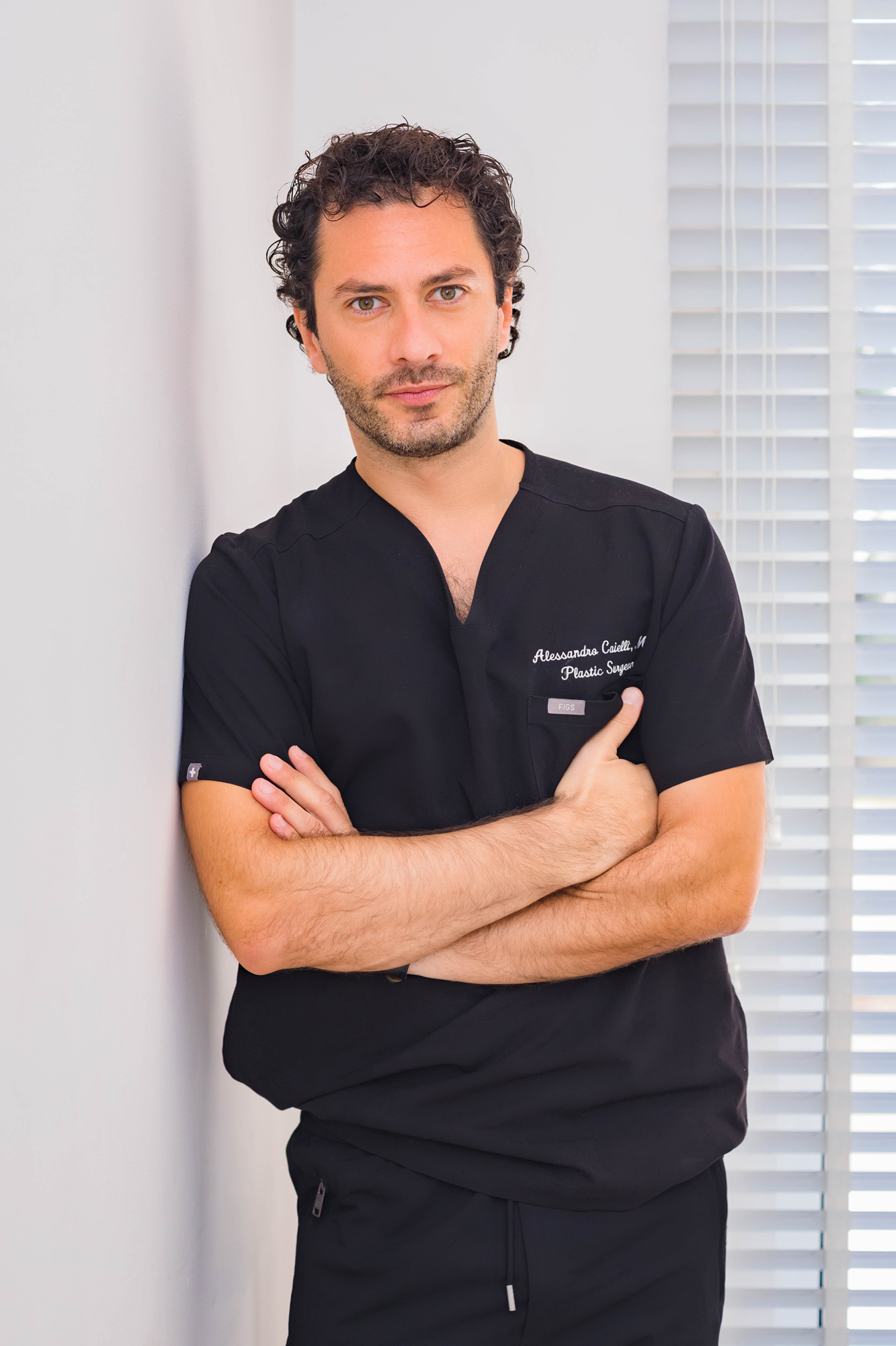 About Dr. Alessandro Caielli