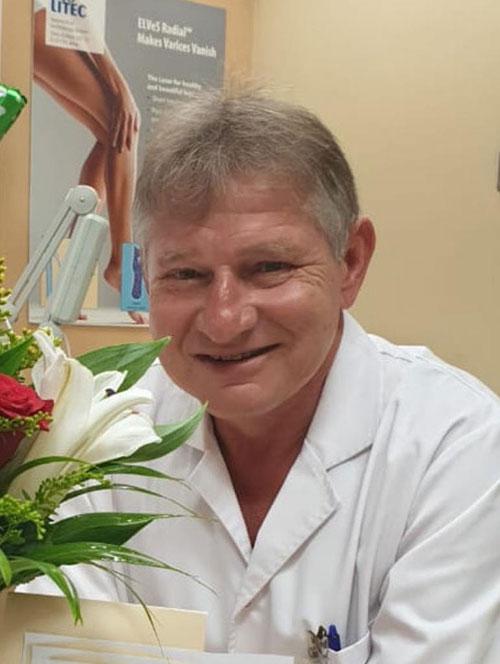 About Dr. Kris Wasilewski