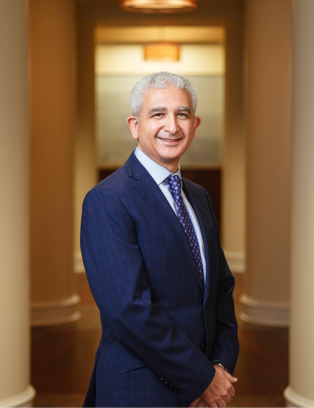 Dr. Nader Iskander, Lead Surgeon & Medical Director of San Antonio Eye Specialists