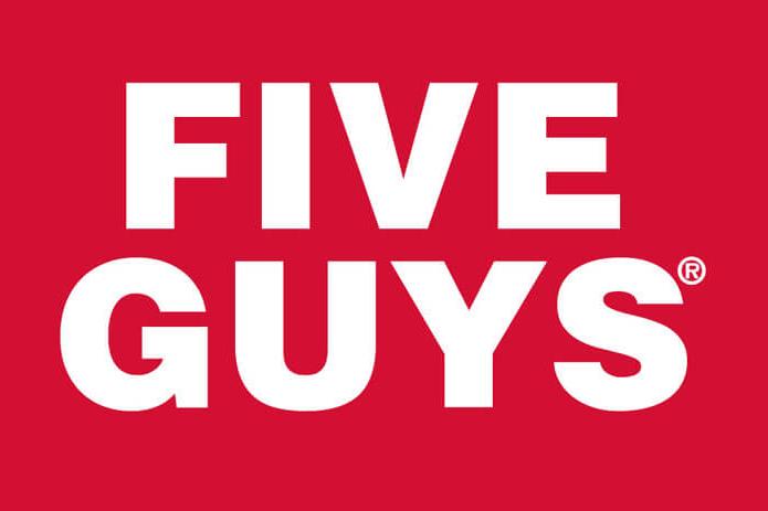 Five Guys client logo