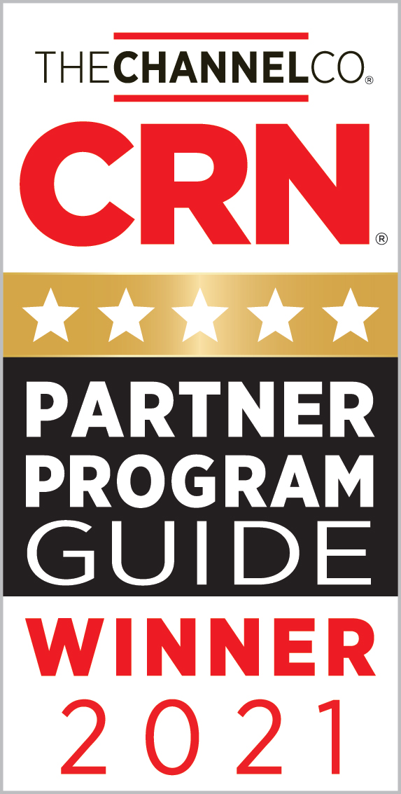 The Channel Company CRN Partner Program Award Winner Graphic