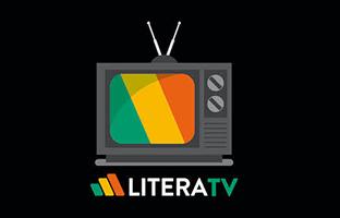 Logotipo da empresa de TV Litera
