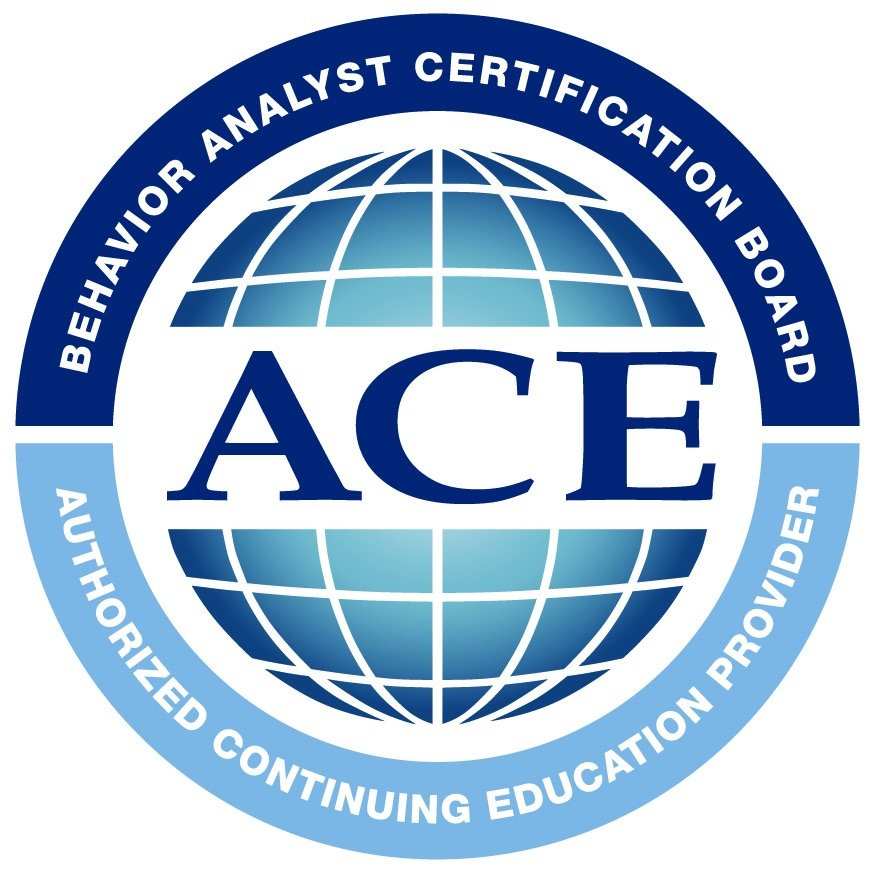 Behavior Analyst Certification board ACE - Authorized Continuing Education Provider