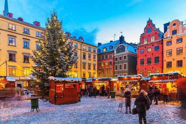 Stockholm Xmas Market