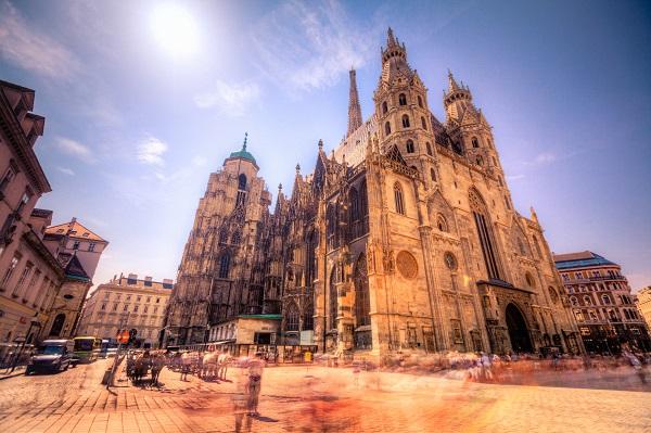 St Stephen's Cathedral Vienna