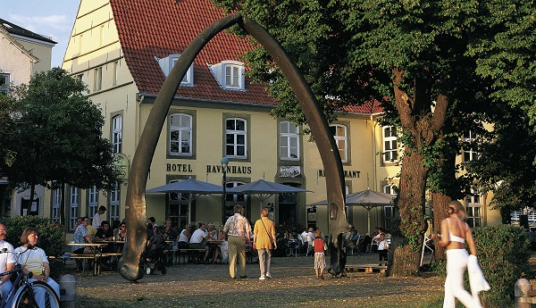 Vegesack District Bremen