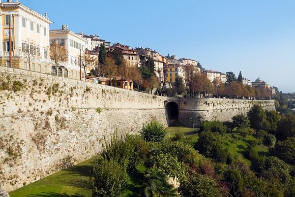 Bergamo City Walls
