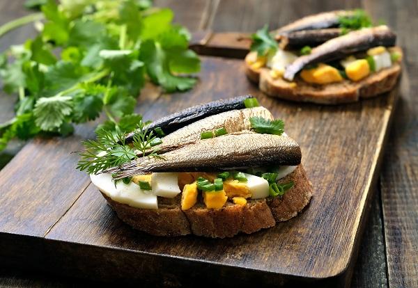 Sprat Sandwich