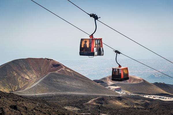 Etna Cable Car