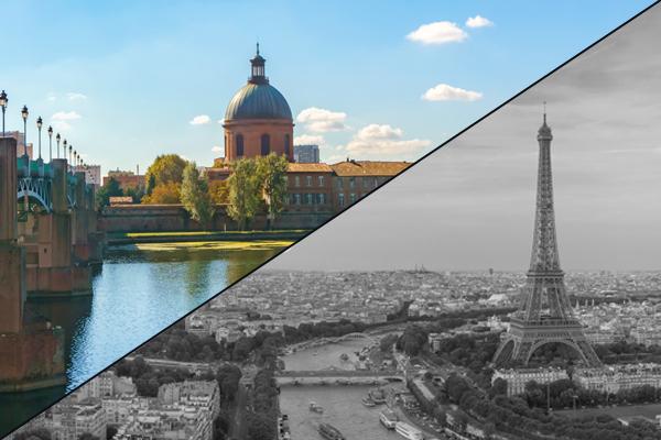 Toulouse Vs Paris