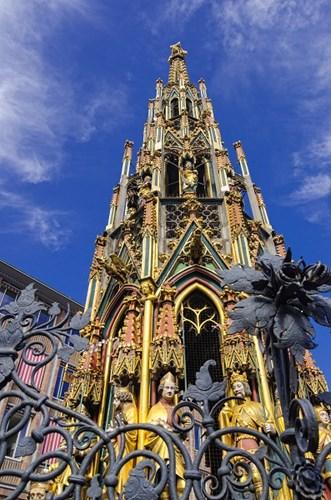 Schöner Brunnen Fountain, Nuremberg