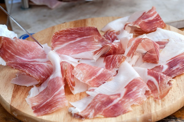 Slovenian Krast Ham