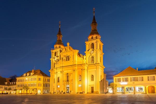 Ludwigsburg City Church