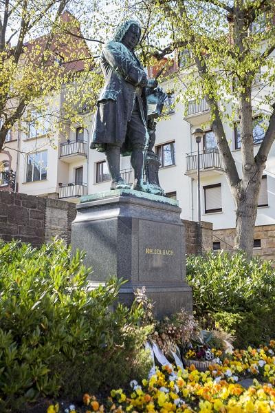 Bach Monument