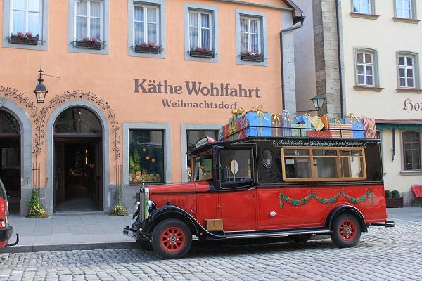 Kathe Wohlfahrt Christmas Village