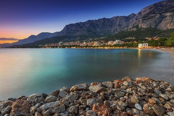 Makarska Beach Croatia