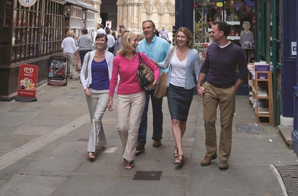 Backroads Group On Street