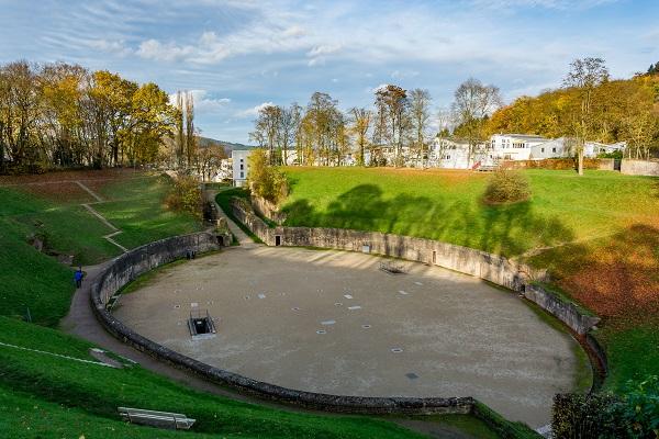 Roman Amphitheatre Trier