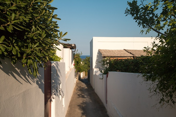 Path to Stromboli