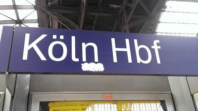 Cologne HBF