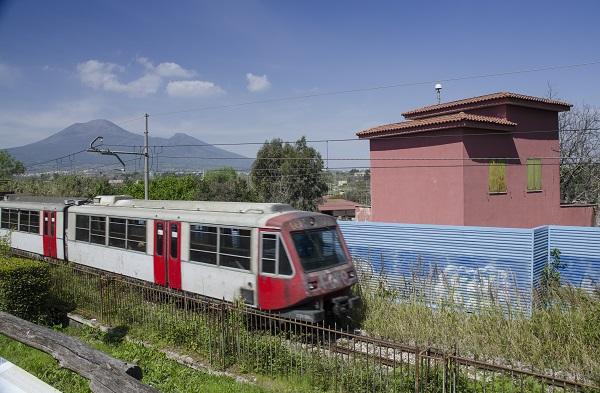 Circumvesuviana Train