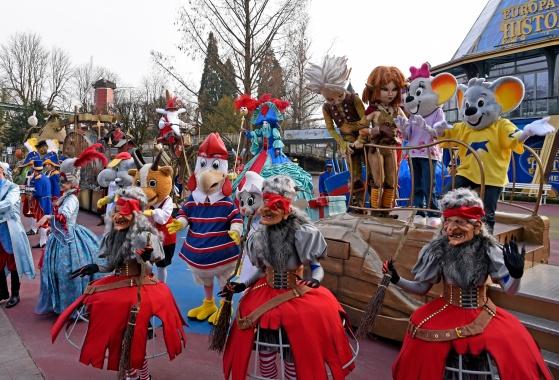 Europa-Park Parade