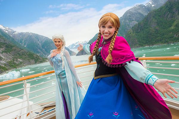 Disney Cruise Lines Frozen