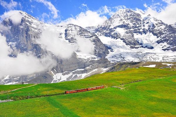 Train To JungfrauJoch