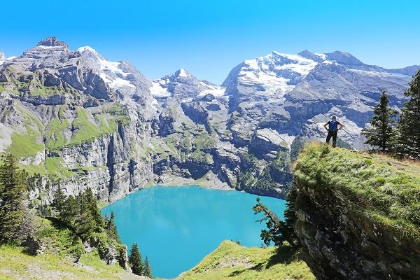 Heuberg Walking Route Switzerland