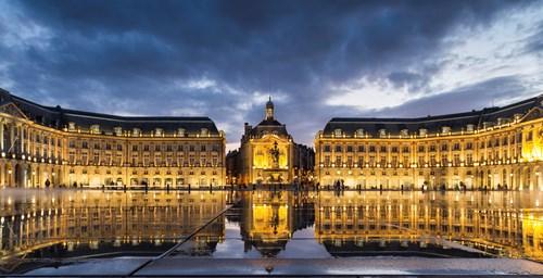 Bordeaux Place De La Borse
