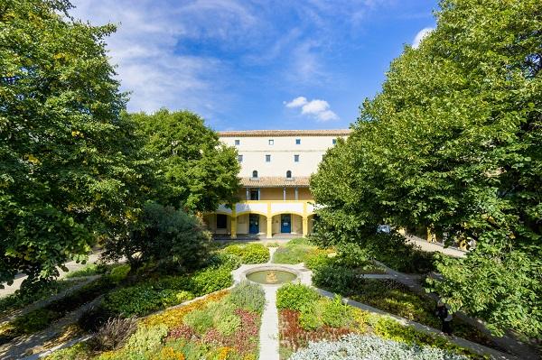 Van Gogh Hospital In Arles