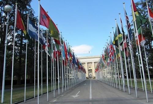 Palais Des Nations Geneva