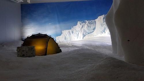 Climate House Antarctica